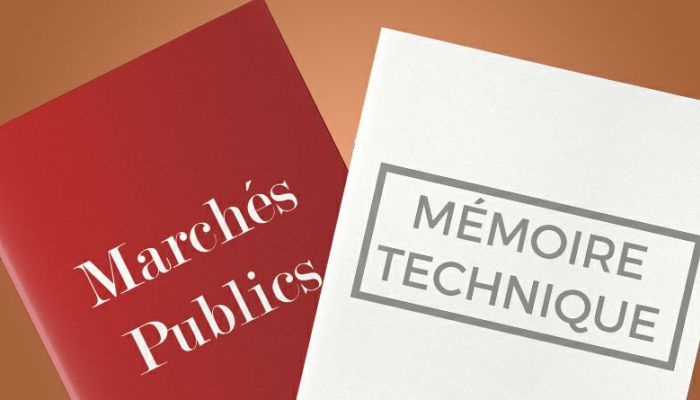 Comment mettre en valeur sa mémoire technique sur un marché public ?